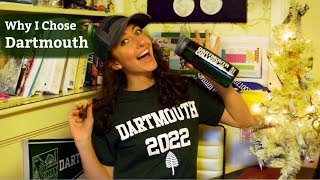 Download Why I Picked Dartmouth!! Video