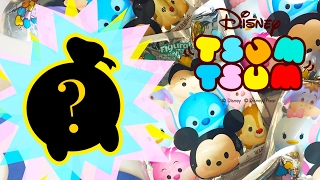 Download Disney Tsum Tsum Series 2 Figural Keyring Blind Bag Opening | Disney Family LIVE Video