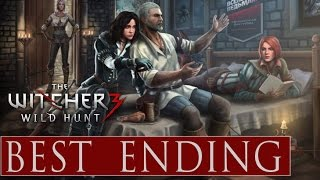 Download Witcher 3 ★ The Best Ending Ever ★ Happy Ending Yennefer Video