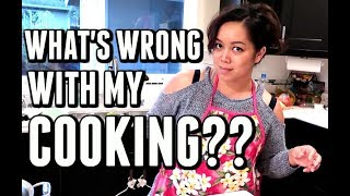 Download WHAT'S WRONG WITH MY COOKING?! - ItsJudysLife Vlogs Video