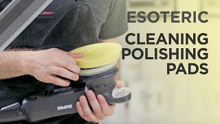 Download How to Properly Clean Polishing Pads - ESOTERIC Car Care Video