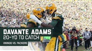Download Aaron Rodgers Drops a Dime for His 2nd TD! | Vikings vs. Packers | NFL Week 16 Highlights Video