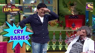 Download CRY BABIES Gulati & Kapil - The Kapil Sharma Show Video