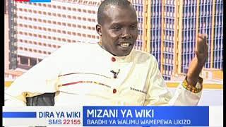Download MIZANI YA WIKI: Usalama wa walimu Kaskazini mwa Kenya | DIRA YA WIKI Video