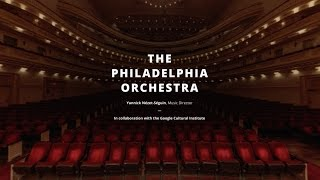 Download Carnegie Hall 360 Video featuring The Philadelphia Orchestra Video