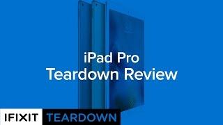 Download iPad Pro Teardown Review! Video