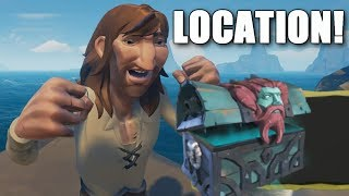 Download Sea of Thieves - How to Find the Cursed Chest! Video