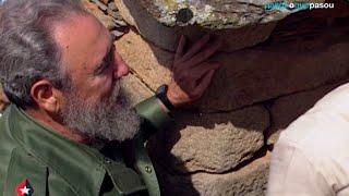 Download Viaxe a Galicia do presidente de Cuba. Fidel Castro visita a casa natal do seu pai en Láncara Video