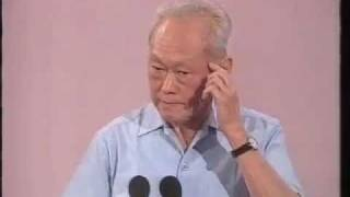 Download LKY at NUS : Change & Continuity - 1990, just before he stepped down as PM Video