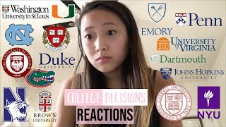 Download I APPLIED TO 15+ COLLEGES?!? MY REACTIONS AND WHERE I'M GOING 2018 Video