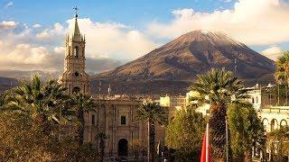 Download Historic Arequipa, Peru in 4K Ultra HD Video