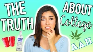 Download The Truth About College | What I Wish I Knew Before College & College Advice Video