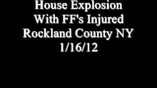 Download Rockland County NY House Explosion Audio 1/16/12 Video