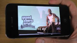 Download iPhone 4 iOS 7.1 Final - GTA San Andreas HD Gameplay Test Video