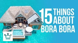 Download 15 Things You Didn't Know About Bora Bora Video