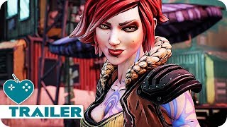 Download BORDERLANDS 3 Reveal Trailer (2020) PS4, Xbox One, PC Game Video