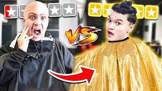 Download $10 Haircut VS $100 Haircut... *Big mistake* Video