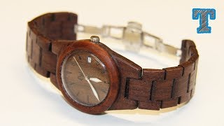 Download How to Make a Homemade Wooden Watch Video