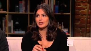 Download Talking Dead - Alanna Masterson on being pregnant on set Video