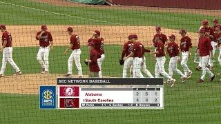 Download RECAP: Baseball Defeats Alabama 4-2 (3/26/17) Video