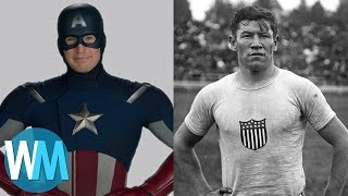 Download Top 10 Historic People Who May Have Been Superheroes Video