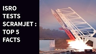 Download ISRO TESTS SCRAMJET : TOP 5 FACTS Video