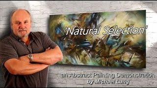 Download Fun Easy Painting, Abstract Art, Michael Lang Design, Real Time Video