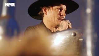 Download Johnny Depp at Glastonbury 2017: ″When was the last time an actor assassinated a president?″ Video