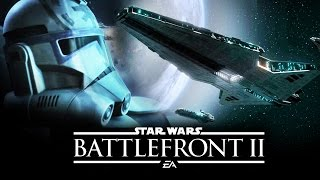 Download Star Wars Battlefront 2 - THE EPIC SPACE BATTLES! Every New Detail! Video