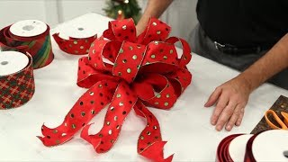 Download How to Tie a Bow Video