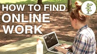 Download How to Find Online Work & Make Money While Traveling - 8 Easy Tips Video