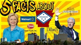 Download 5 Facts You Didnt Know About Arkansas Video