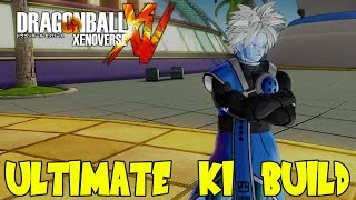 Download Dragon Ball Xenoverse: The Monster Ki Based Build! How To Counter the Kaioken x20 Video