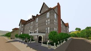 Download The Sims 3 - Building Paradis Hotel Video