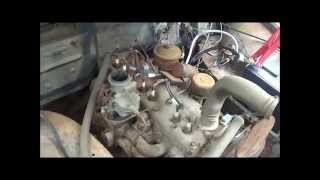 Download 1949 Dodge Business Coupe First Start in 20 Years. Video