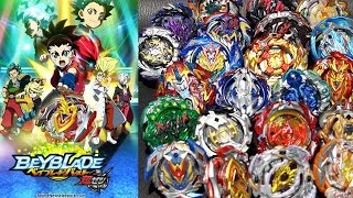 BEYBLADE BURST TURBO CROSS COLLISION BATTLE SET EPISODE 2