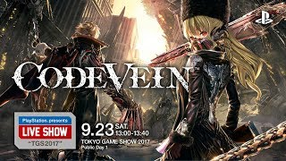 Download PlayStation® presents LIVE SHOW ″TGS2017″ 『CODE VEIN』 Video