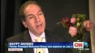 Download Egypt: Mostafa Hegazy with Christiane Amanpour Video