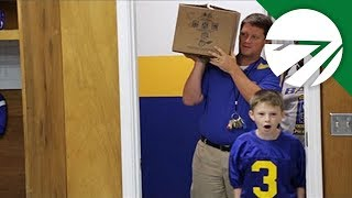 Download FieldTurf surprises Piedmont High School with Locker Room Makeover Video