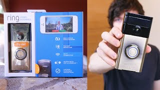 Download The Best Smart Home Doorbell (Ring Video Doorbell & Ring Chime Review) Video