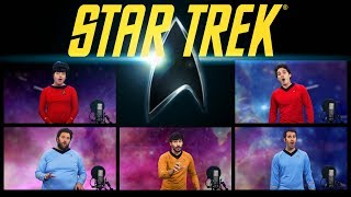 Download STAR TREK THEME SONG ACAPELLA MEDLEY Video