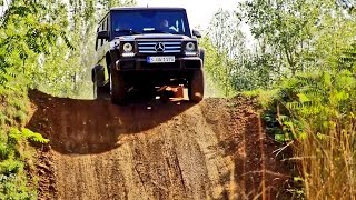 Download Mercedes G-Class (2016) G500 Off-Road Test Video