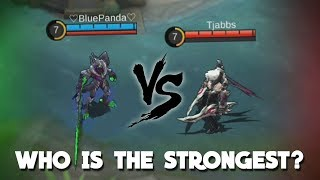 Download MARTIS vs ARGUS! WHO WILL WIN? Mobile Legends Video