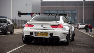 Download Sportscars Arriving - 800HP M6 GT3, 950HP 2JZ Supra, Novitec 458, Straight Piped Quattroporte Video