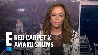 Download Did Tom Cruise or John Travolta Reach out to Leah Remini? | E! Live from the Red Carpet Video