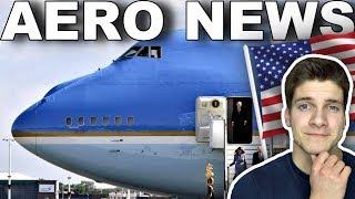 Download Neue FARBE für AIR FORCE ONE? AeroNews Video
