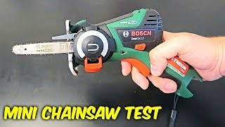Download Smallest Chainsaw in the World! Video