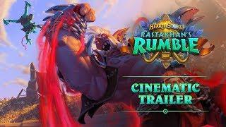 Download Rastakhan's Rumble Cinematic Trailer | Hearthstone Video