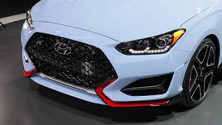 Download 2019 Hyundai Veloster N video preview Video