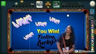 Download Game: menang berturut turut (lucky) 8 ball pool Video
